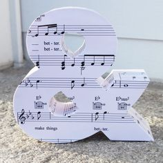Your song - from littlewhitedog Etsy shop