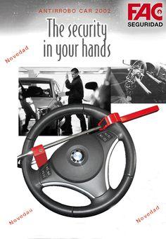 The segurity of the car in your hands #ferretero #autos #seguridad #repuestos