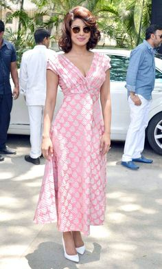 Priyanka Chopra at a special brunch to promore 'Dil Dhadakne Do'.