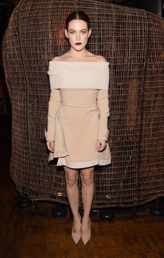 Riley Keough's Rising Red Carpet Style