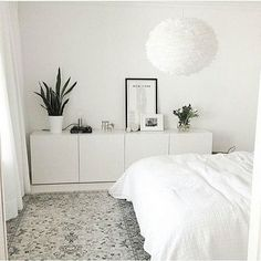 """Check out @linzoshouse beautiful bedroom "" Photo taken by @scandinavianhome on Instagram, pinned via the InstaPin iOS App! http://www.instapinapp.com (09/27/2015)"
