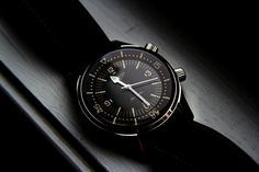 Longines Legend Diver. Reissue of a 60's icon.