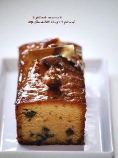 ●●栗のケーク1 Pond Cake, Cute Food, Carrot Cake, Japan Recipe, Banana Bread, Carrots, Deserts, Turning Japanese, Sweets