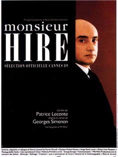 Monsieur Hire (1989-France) dir. Patrice Leconte