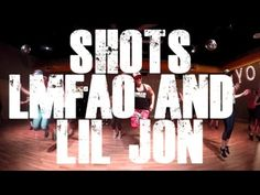 Shots @ LMFAO and Lil Jon Throw Down at Fly Dance Fitness