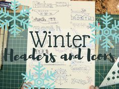 The latest headers and icons video is now live! Time for some fun winter designs to enjoy. It was actually quite the struggle to get these looking decent but I think they turned out alright. Let me…
