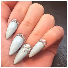 When times get tough just remember diamonds are made under pressure    #ClassyClaws #nails #nailart #ssssamanthaa #vancouver  #gastown #vancity #vancouvernails  #downtownvancouver #yaletown  #nailporn #nailartist #vegas_nay #hudabeauty #mua #vancouvermua #dressyourface