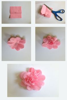As a renter, I'm very limited in what I can do to decorate. So lately, I've become a little more creative - enter this Cascading Flower Wall idea. These paper flowers are an adorable and versatile way...