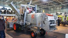 Old is gold! #Agritechnica #Claas