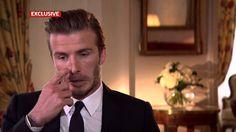 David Beckham Official: Retirement Announcement 16th May 2013