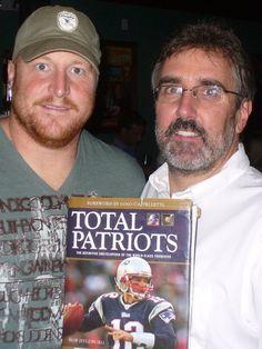 Dan Koppen and Bob Hyldburg Total Patriots Book.
