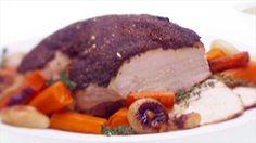 Spiced Turkey Breast Recipe : Giada De Laurentiis : Food Network