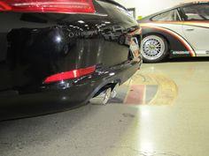 Custom exhaust tips at 911 Design