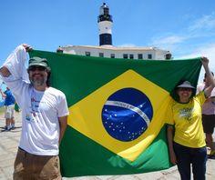 """FOTOS (87) + VÍDEO (1) - Caminhada """"Fora Dilma, Fora Lula, Fora PT, Fora Corruptos"""" - Farol da Barra - Salvador-Bahia-Brasil (15-03-2015)"""
