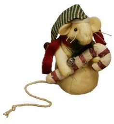 Fairy Tales - Candy Candy Mouse by Primitives by Kathy