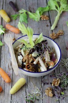 Ricette estive: insalata di anguria e feta | Mamma Gy