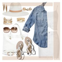 """Stroll On The Beach - OOTD"" by mrs-rc ❤ liked on Polyvore featuring Topshop, Sole Society, Abercrombie & Fitch, rag & bone, River Island, Panacea and Roberto Cavalli"