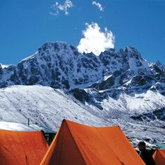 World Expeditions Permanent Campsites