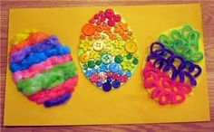 Easter Crafts with kids