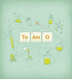 Te amo química