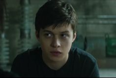 Nick Robinson as Ben Parish/Zombie #thefifthwave #the5thwave