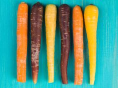 Carrots are rich in beta-carotene and vitamin A, which help rid your skin of dead cells that clog pores.