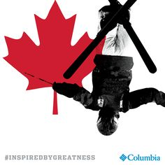 Crafted for peak performance and gold medal glory. Our Canadian Ski Team uniforms are #INSPIREDBYGREATNESS