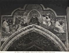 Alinari, Fratelli—Maestro di Santa Maria in Porto Fuori - sec. XIV - Giudizio Universale con le storie dell'Anticristo—particolare, giudizio universale