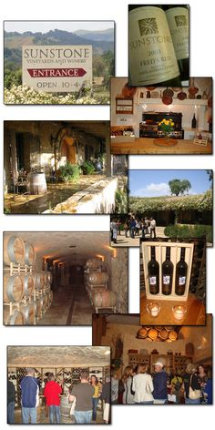 Santa Barbara Wine Country.  Relaxing trip.  Great wine without the hustle and bustle of Nappa.