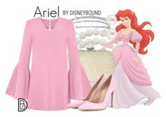 """Ariel"" by leslieakay ❤ liked on Polyvore featuring Bling Jewelry, Vintage Styler, Gianvito Rossi, Henri Bendel, disney and disneybound"