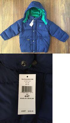 ae47b5e7a02c Outerwear 147324  New  165 Polo Ralph Lauren 6 Months Down Filled ...