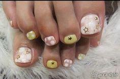 Nailart for toes