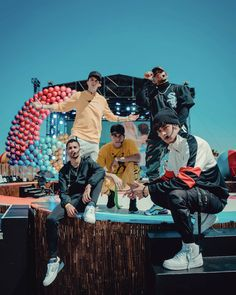 """""""Changing the game. Cnco Band, Boy Bands, Teen Choice Awards, Latin Music, My Music, Celebrity Crush, Celebrity News, Cnco Richard, Perfect Music"""