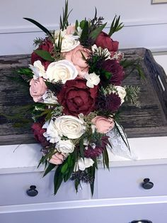 If you're planning on having your wedding in a church, you need to consider the best wedding flowers for your venue. That way, you can add a magical and romantic touch to your special day. You will have an easy time choosing church wedding flowers to. Church Wedding Flowers, Cascading Wedding Bouquets, Diy Wedding Bouquet, Bride Bouquets, Bridesmaid Bouquet, Cascade Bouquet, Flower Bouquets, Wedding Cakes, Sola Flowers
