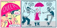 15 Comics For Anyone Struggling To Explain What It Means To Be Queer