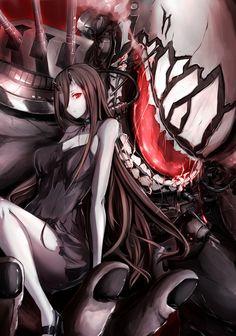"""""""Senkanseiki"""" #anime #illustration"""