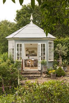 Gorgeous Gazebo, summer house