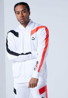 Puma, Sportswear, Rain Jacket, Windbreaker, Jackets, Fashion, Moda, Fashion Styles