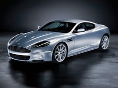 2008 Aston Martin DBS  Has a 6.0L V-12 with 510 horsepower,   0-60mph in 4.3sec, and topping out at 191mph.