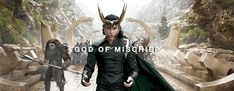 God of mischief || Loki Laufeyson