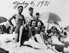 Celebrating the Fourth of July, 1931. Shades of L.A.: Korean American Community.