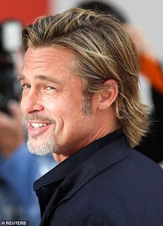 Margot Robbie, Brad Pitt attend Once Upon A Time In Hollywood premiere Margot Robbie, Brad Pitt, Leonardo DiCaprio lead cast at Once Upon A Time In Hollywood UK premiere Hollywood Men, Hollywood Actresses, Jolie Pitt, Margot Robbie, Hot Guys, Leonardo Dicaprio, Hair Cuts, Leicester Square, Celebs