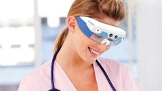Evena Medical's new Eyes-On Glasses System enables medical professionals to essentially peer underneath a patient's skin in order to more easily...