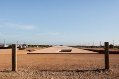 Mémorial du Camp de Rivesaltes . Rudy Ricciotti + Passelac & Roques . Rivesaltes (66)