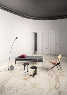 Marble Wall Tiles / Flooring CALACATTA ELITE   GranitiFiandre
