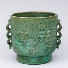 KUPITTAAN SAVI, keramiikka, merkitty: P. H. NORRMEN, k 25 cm, h 30 cm. Mugs, Tableware, Design, Dinnerware, Tumblers, Tablewares, Mug, Dishes