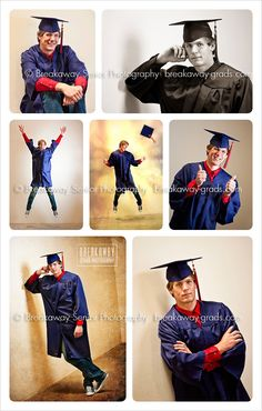 Breakaway} Cap & Gown | high school boys | senior portraits | orange county » breakaway-grads.com