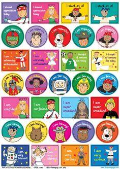 PYP Badges and Rewards
