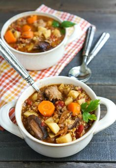 Spicy fall sausage lentil stew by @realfoodrecipes for @worldmarket #worldmarket Fall Cooking