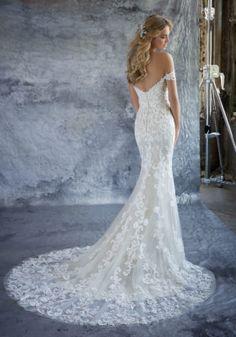 Kassia Wedding Dress | Style 8203 | Morilee